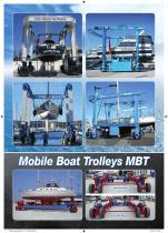 Elévateurs à bateaux - gamme XS-S-M - 3