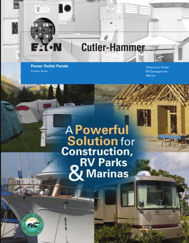 Temporary Power RV/Campground Marina