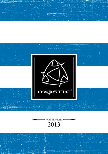 waterwear 2013