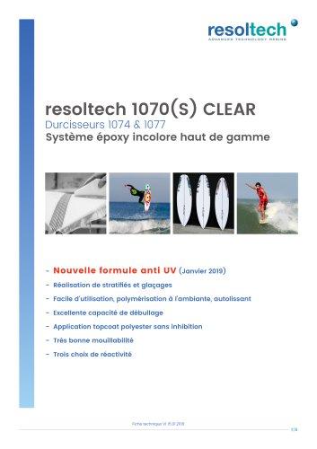resoltech 1070(S) CLEAR