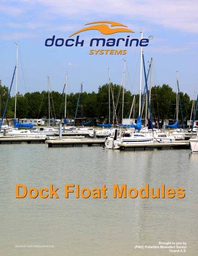 DOCK FLOAT MODULES