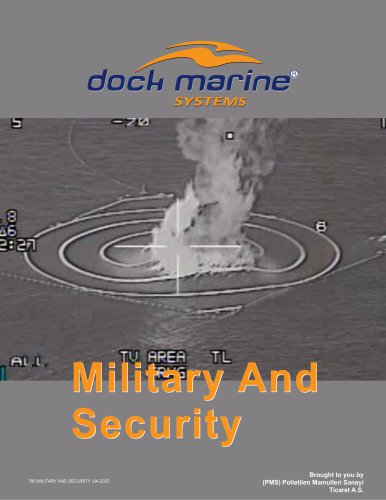 MILITARY AND SECURITY