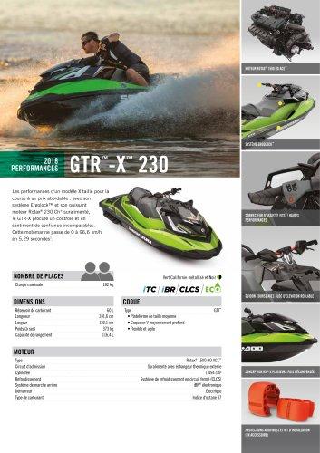 GTR-X  230