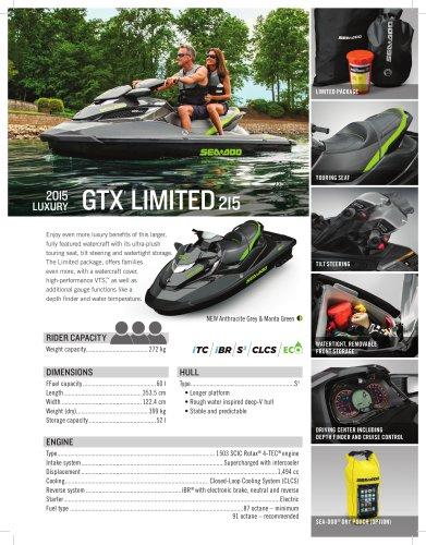 GTX LTD 215