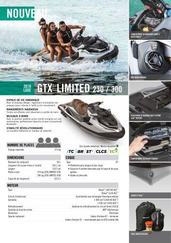 GTX LTD 230 300