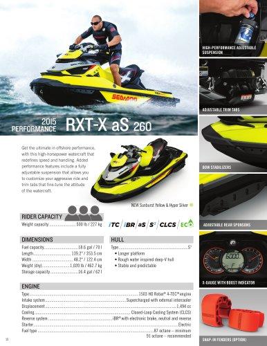 RXT-X aS 260