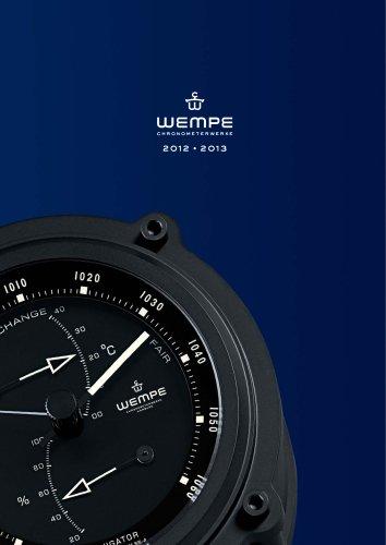 WEMPE chronometerwerke maritime