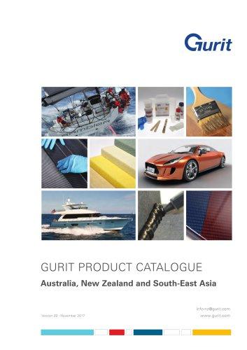 Gurit Product Catalogue AU/NZ/SEA Region v29