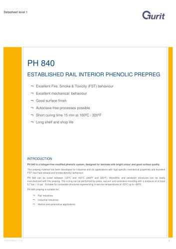 PH 840