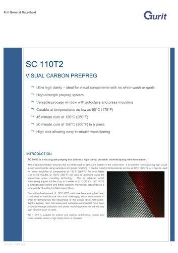 SC 110T2 - Visual Carbon Prepreg (v9)