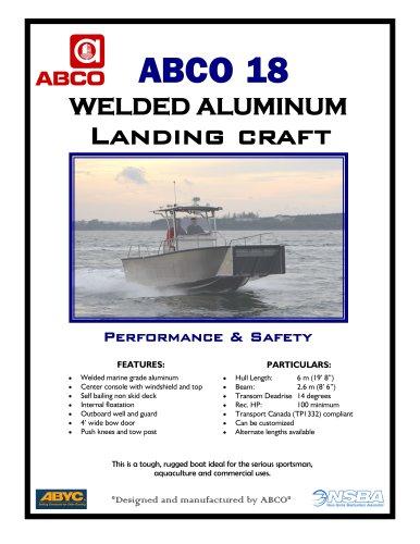 ABCO 18 Landing craft