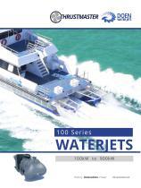 100 SERIES WATERJETS