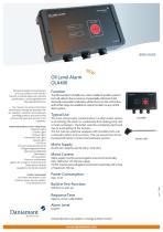Oil Level Alarm OLA400