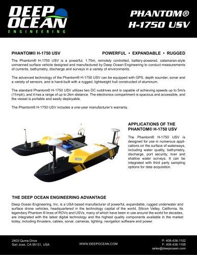 PHANTOM® H-1750 USV