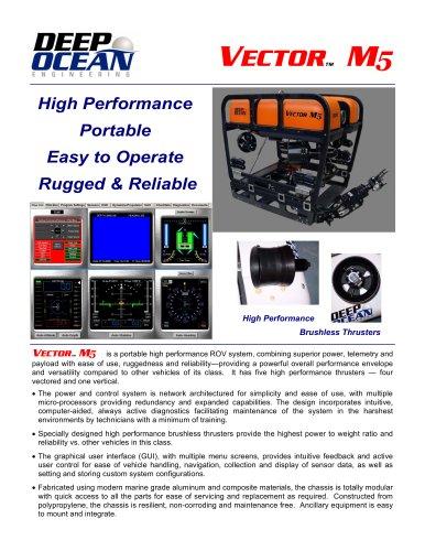 Vector M5 Brochure