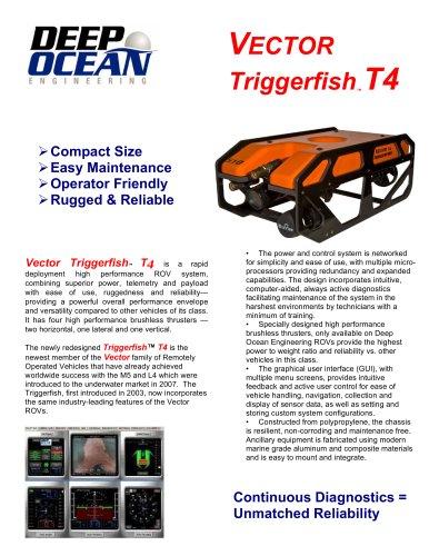 Vector T4 Brochure