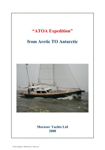 ATOA Expedition Brochure 2008