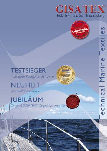 GISA TEX Catalogue 2014
