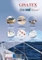 produits pour réparation de bateaux