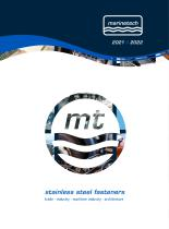 Marinetech catalog 2021/2022