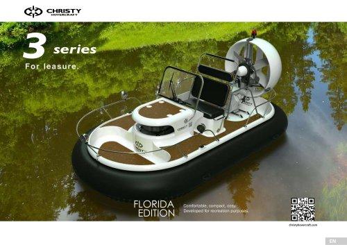 Hovercraft Christy 3 Seriеs