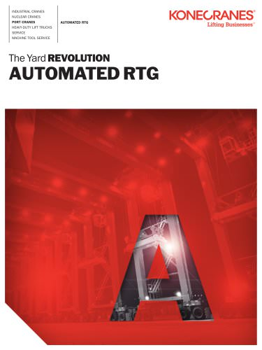 Automated RTG