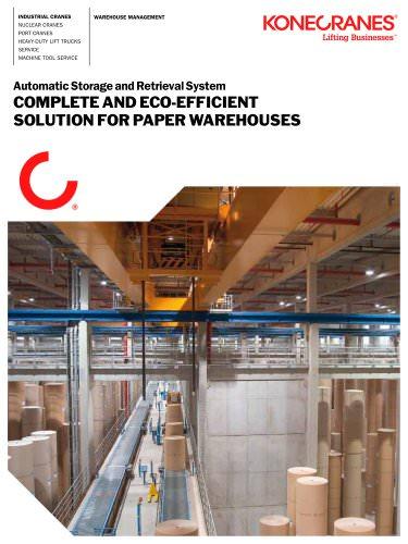Automatic Storage and Retrieval System