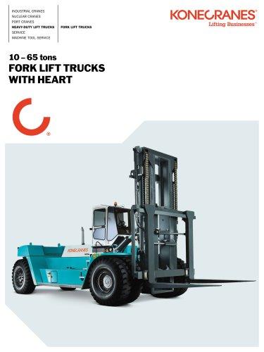 Konecranes Fork Lift Truck brochure
