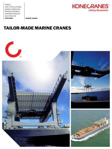 Munckloader Cranes