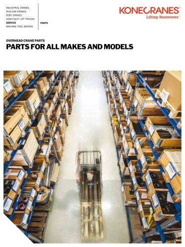 PARTS FOR ALL MAKES AND MODELS