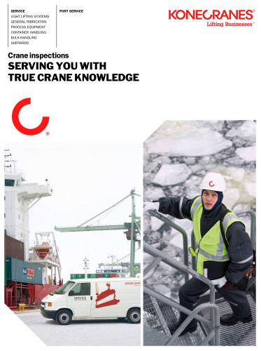 Port Crane Inspections