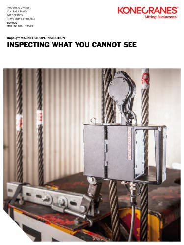 RopeQ inspection brochure