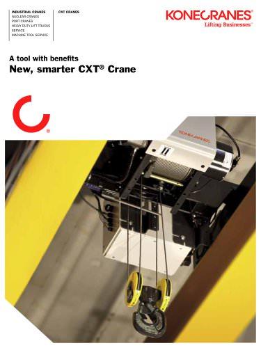 Smarter CXT Cranes