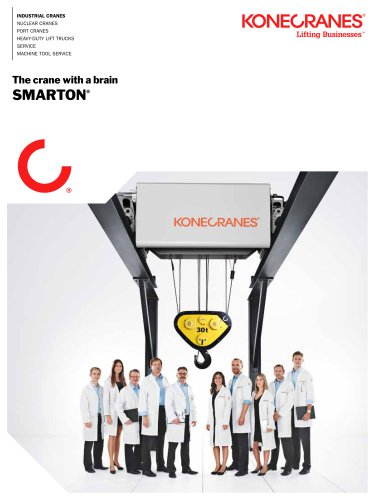 The Crane With a Brain - SMARTON