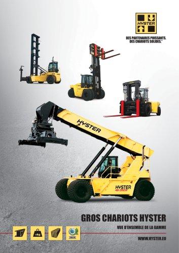Brochure gamme Gros Chariots