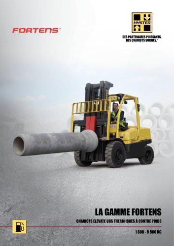 Fortens Range brochure