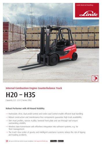 H20 – H35