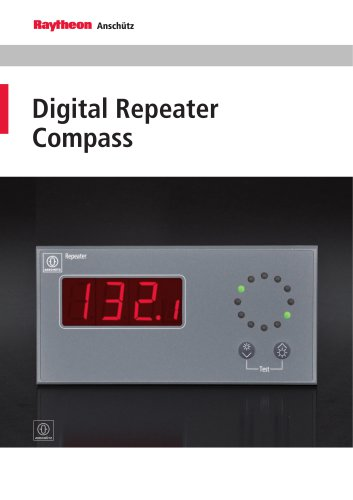 Digital Repeater Compass