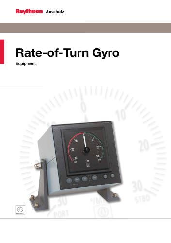 Rate-of-Turn Gyro