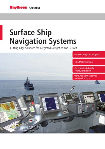 Surface Ship Navigation Systems