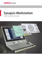 Synapsis Workstation - (Chart-) Radar, ECDIS and Conning by Choice of the Customer