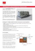 ACO Marine Data Sheet Maripur NF 2014