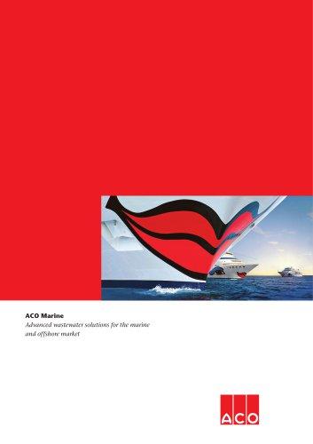 ACO Marine Image Brochure 2014