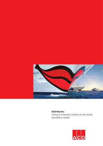 ACO Marine Image leaflet 2017
