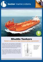 Shuttle tankers