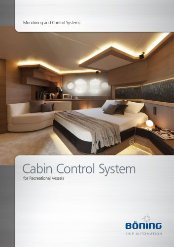 Cabin Control System