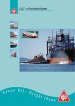 CJC Marine Segment Brochure