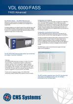 VDL 6000/FASS Advanced