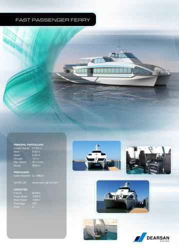 Fast Passenger Ferry