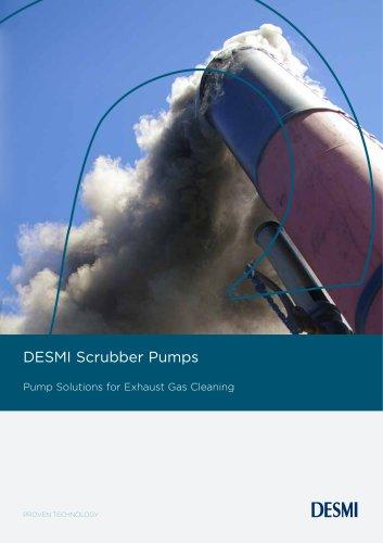DESMI Scrubber Pumps